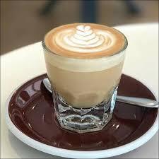 cara buat coffee latte