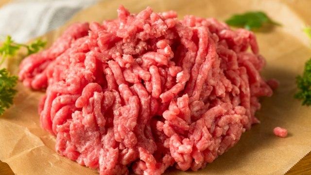 olahan daging giling sapi